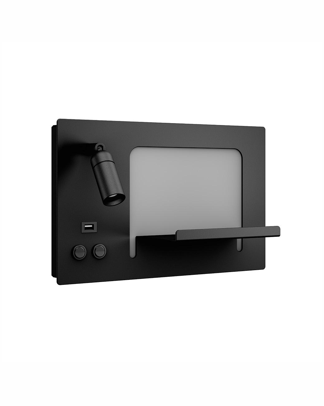 AP-1398 PT - Textured Black