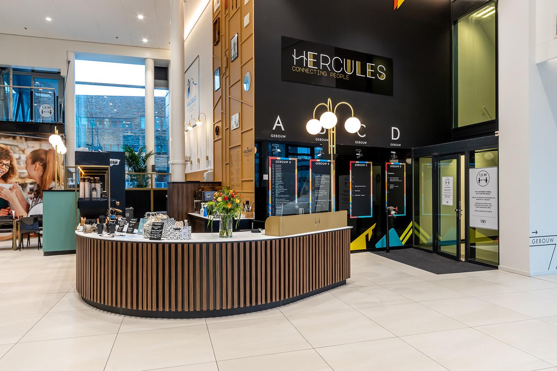 Herculesplein Utrecht Project