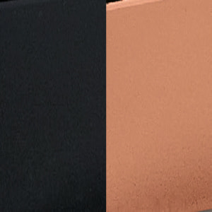 SB - Glossy black / Glossy copper